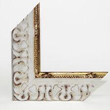 """BAROQUE CADRE D'image """" Byzanz """" 39x28/28x39 cm avec paroi arrière U.acrylique"""