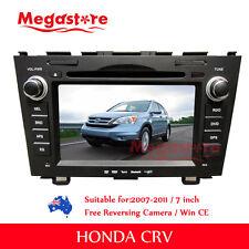 7 inch HONDA CRV 2007-2011 Car DVD GPS Player Stereo Head Unit