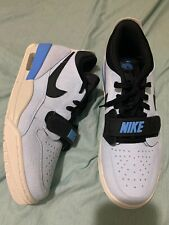 Nike Air Jordan Legacy 312 Low Basketball Shoes Size 9.5 Pale Blue CD7069-400