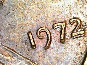 1972 lincoln cent double die Fs101