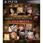 Dead or Alive 5 Ultimate Game PS3 Sony PlayStation 3 PS3 Brand New