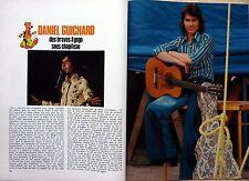 DANIEL GUICHARD => Coupure de presse 2 pages 1973