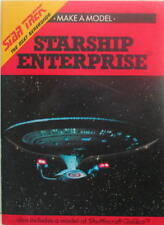Star Trek:TNG Make a Model USS Enterprise Book, MINT