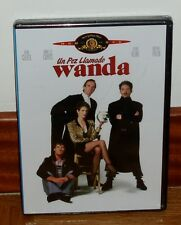 UN FISH CALLED WANDA - DVD - NEW - SEALED - COMEDY - JAMIE LEE CURTIS