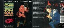 ARTISTI VARI TRIBUTE TO OTIS REDDING LIVE CD RARO