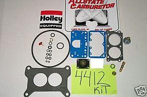 Holley Carburetor  Kit for 4412 circle track 500cfm