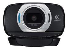 LOGICOOL HD webcam full HD video support C615 Black