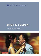 PANE & und TULIPANI Licia Maglietta BRUNO COMPLETA DVD nuovo
