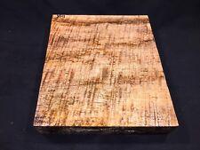 Hawaiian Mango Board! Very Strong Curl & Beautiful Color! For Fine Wood working!