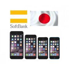 FACTORY UNLOCK  SOFTBANK  iPhone 6 6+All IMEI OK