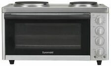 Euromaid MC130T 57 cm Electric Oven with Cooktop