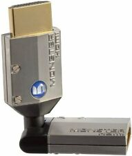 Monster® Advanced HDMI Swivel Adapter 90° - 180°