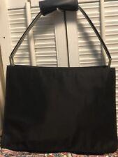 657424418c6708 canada prada tessuto gaufre black nylon tote bag ruched 7e395 14a66;  discount prada black nylon hobo shoulder metal handle handbag medium 7c1f6  dc89e