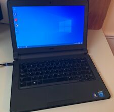 "Dell Latitude 3340 500GB, 4GB RAM, 13"" - Used laptop w/ Windows 10"