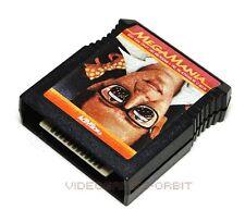 MEGAMANIA als Cartridge CZ-003-04 für Atari 400, 800, XL und XE von Activision