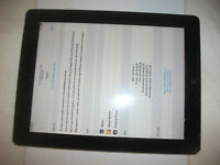 Apple iPad 2 64GB, Wi-Fi + Cellular (Unlocked), 9.7in - Black***ID LOCKED***
