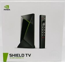 NVIDIA Shield TV Pro 4K UHD HDR 2019 Android Streaming Media Player