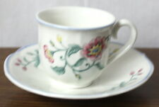 Villeroy & Boch Demitasse Cup and Saucer Delia Pattern