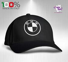 Cappello Berretto Hat Cappellino Houston 5 pannelli NERO - BMW 9790ea338064