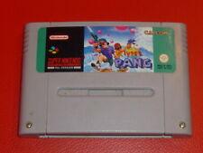 Super Pang SNES - PAL Version - Super Nintendo Sammlungsauflösung