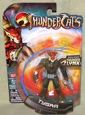 """TYGRA Bandai Thundercats Cartoon Network 4"""" Action Figure"""