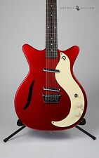 BRAND NEW DANELECTRO '59 VINTAGE SPECS 12 STRING RED METALLIC DANO