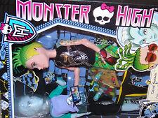 Monster High Gil Webber & Deuce Gorgon Boy Muñecas  NRFB