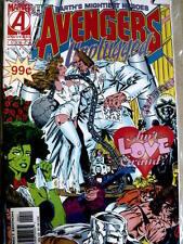 Avengers Unplugged n°4 1996 ed. Marvel Comics  [G.224]