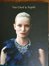VAN CLEEF & ARPELS Fine Jewelry Watches CATALOG Alhambra Perlee New