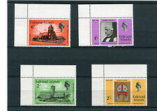 Falkland Islands 1969 anniversario STIRLING 178-81   MNH