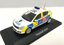Atlas Editions - VAUXHALL ASTRA 'Best of British Police Cars' - Model Scale 1:43