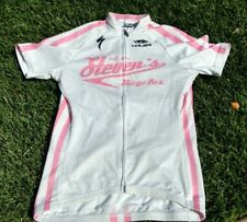 Women's Voler Cycling Jersey Size Small White - Perfect for the summer