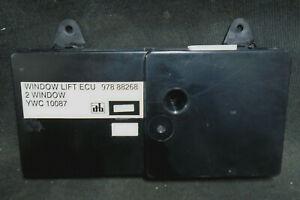 GENUINE OE 2 WINDOW LIFT ONE TOUCH ECU ROVER 800 SERIES 1991 - 1996 YWC10087.