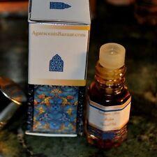 Mughal Gardens 3ml Rich Ambery Musk Moghul Perfume Oil Attar by Sharif Laroche