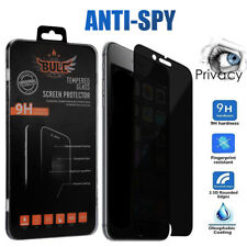 iPhone X Anti Spy Privacy Tempered Glass Screen Protector FREE FAST RM Delivery