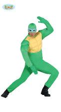 GUIRCA Costume vestito tartarughe ninja carnevale uomo adulto mod. 80890