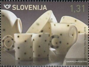 slovenia 1354 (complete issue) unmounted mint / never hinged 2019 modern Crafts