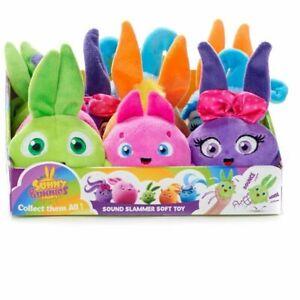 Sunny Bunnies Sound Slammers Collect All 5, Iris, Shiny, Hopper, Turbo & Boo