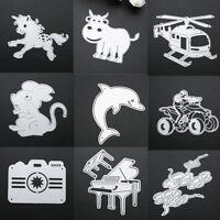 Metal Cutting Dies Stencil Scrapbook Paper Cards Craft Embossing DIY Die Cut Hot