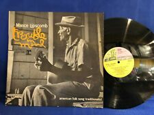 MANCE LIPSCOMB TROUBLE MIND REPRISE LANGUETTE ORIGINAL FRANCE NEAR MINT