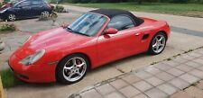 Porsche Boxster S 3.2 986 2000