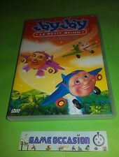 JAY JAY LE PETIT AIRPLANE READY TAKE-OFF DVD FRENCH VERSION CHILD