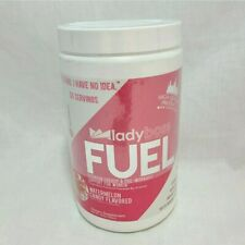 LadyBoss Fuel Watermelon Candy, Premium energy & pre-workout support women 05/22