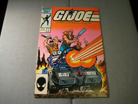 G.I. JOE #51 A Real American Hero (1986, Marvel)
