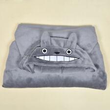 Japan Anime Cosplay My Neighbor Totoro Hooded Blanket Cape Cloak Lounged Shawl