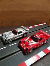 Carrera Profi Autos Panoz Esperante Duo *guter Zustand*