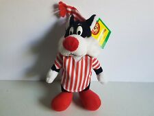 Sylvester the Car Looney Toons McDonalds Stuffed Plush Vintage