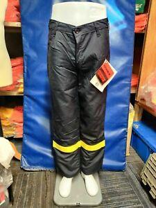 WENAAS NAVY BLUE NOMEX comfort cargo flame fire retardant work trousers hi vis