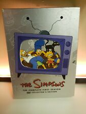 The Simpsons Dvd Season 1 Unopened New