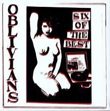 "Oblivians - Six of the Best [New Vinyl] 10"", Extended Play"
